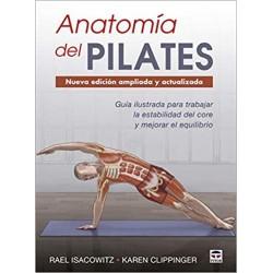 Anatomía del Pilates. Nueva...
