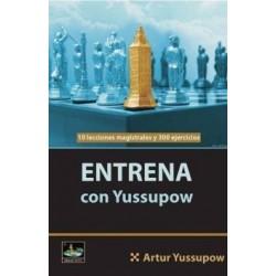 Entrena con Yussupow. 10...