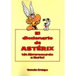 El Diccionario de Astérix...
