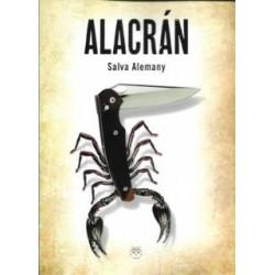 Alacrán,El(Español) Tapa...
