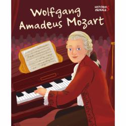 Wolfgang Amadeus Mozart....