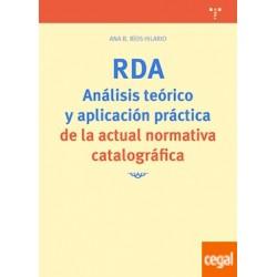 RDA. Análisis teórico y...