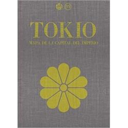 Tokio: Mapa de la capital...