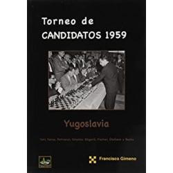 Torneo De candidatos 1959....