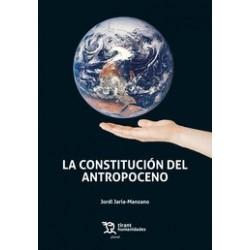 CONSTITUCION DEL ANTROPOCENO