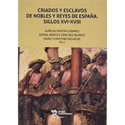 CRIADOS Y ESCLAVOS DE...