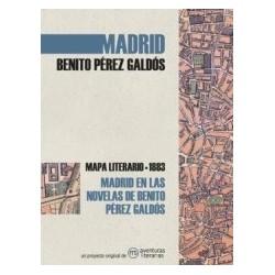 Madrid en las novelas de...