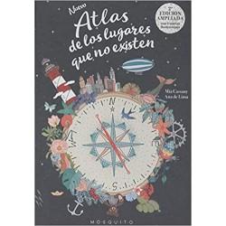 Nuevo atlas de los lugares...