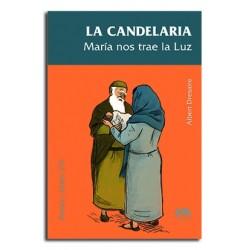 La Candelaria, María nos...