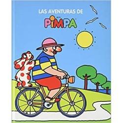 Las aventuras de Pimpa
