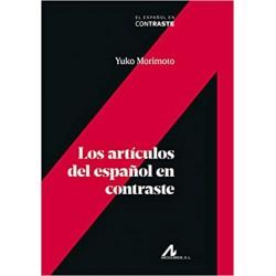 Los artículos del español...