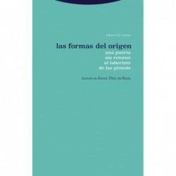 Las formas del origen