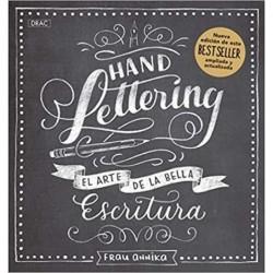 Handlettering. El arte de...