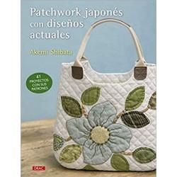 Patchwork japonés con...
