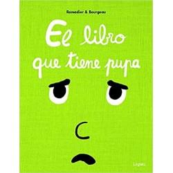 El libro que tiene pupa