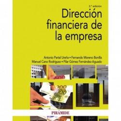 Dirección financiera de la...