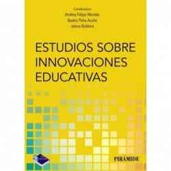 Estudios sobre innovaciones...