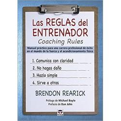 Las reglas del entrenador....