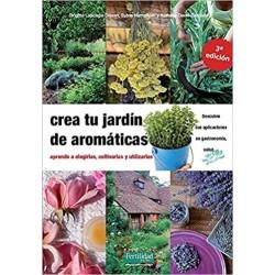 Crea tu jardín de aromáticas