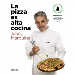 La pizza es alta cocina -...